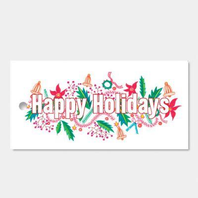 Verpakt per 3 | Woord in beeld - Happy Holidays