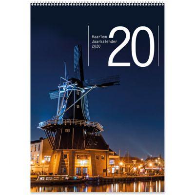 Haarlem Jaarkalender A3