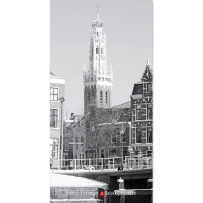 Bakenessergracht | Haarlem zwart-wit