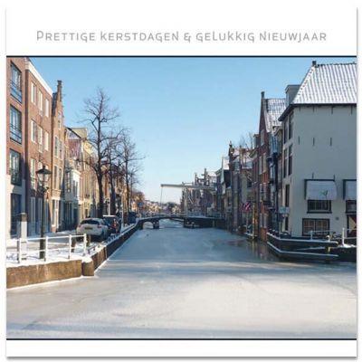 Alkmaar | centrum in de winter