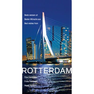 Rotterdam  close-up Eramusbrug