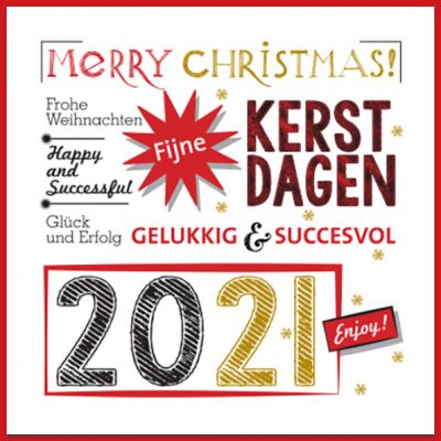 KWF | Ster in rood