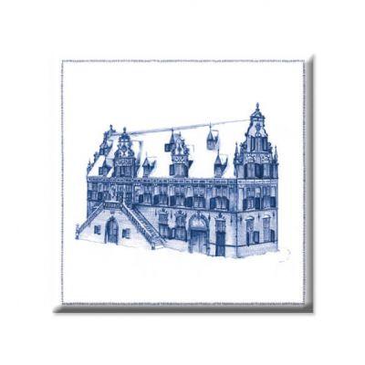 Magneet Nijmegen stadhuis