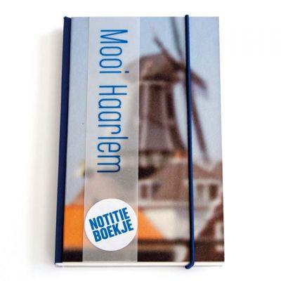 Hardcover notitieboekje A5 | Haarlem molen de Adriaan