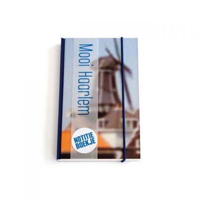Hardcover notitieboekje A6 | Haarlem molen de Adriaan
