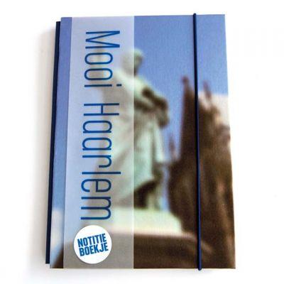 Hardcover notitieboekje A5 | Haarlem Laurens Janszoon Coster