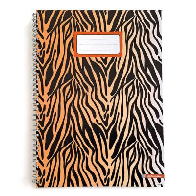 Schetsboek of tekenblok A4 Bananen, blanco vellen