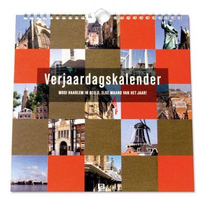 Verjaardagskalender Haarlem